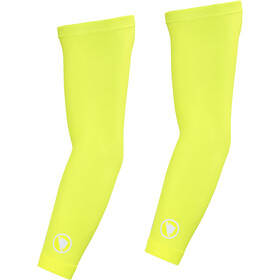 Endura Xtract Manguitos Calentadores, neon yellow